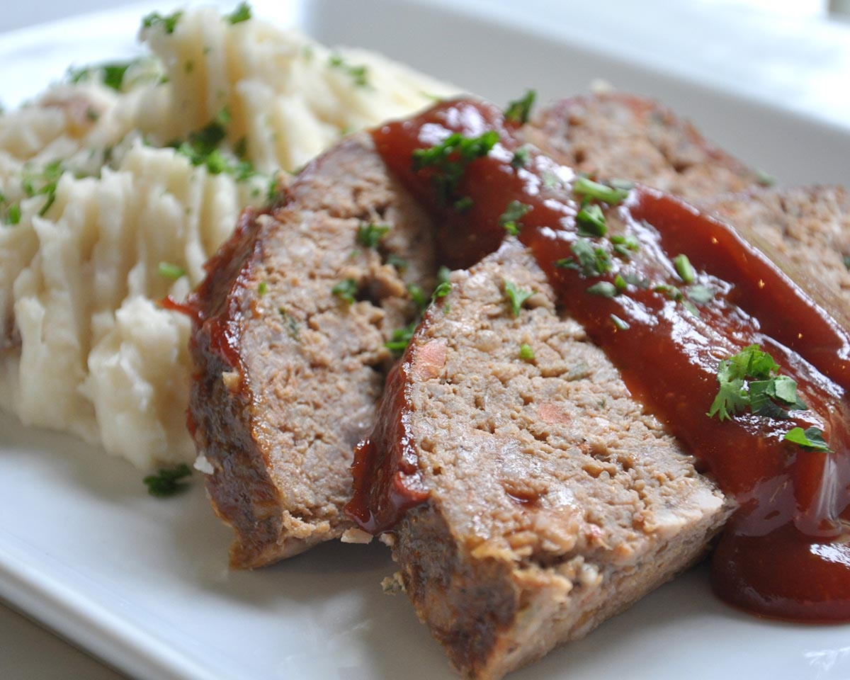 Cumin_Honey_Glazed_Meatloaf